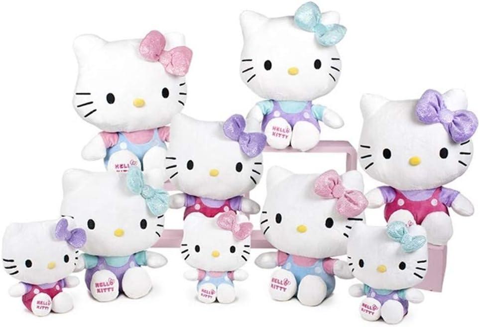 Peluche Hello Kitty Shiny Ribbons soft 25cm surtido
