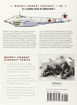 Pe-2 Guards Units of World War 2 (Combat Aircraft)