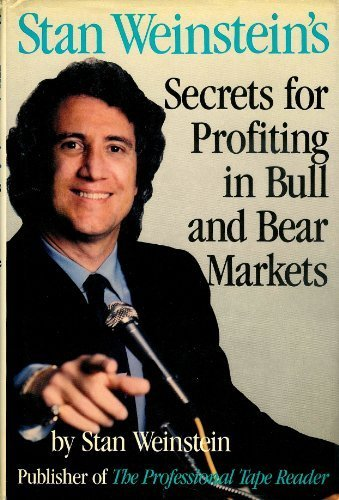 Stan Weinstein's Secrets for Profiting in Bull and Bear Markets by Brand: Richard D Irwin