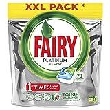 Fairy Platinum Dishwasher Tablets, 70 Tablets