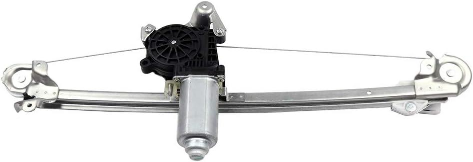 Power Window Regulator fits 98-99 Mercedes-Benz E-Class Passenger Rear w//Motor