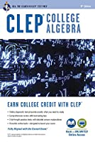 CLEP® College Algebra Book + Online (CLEP Test Preparation)