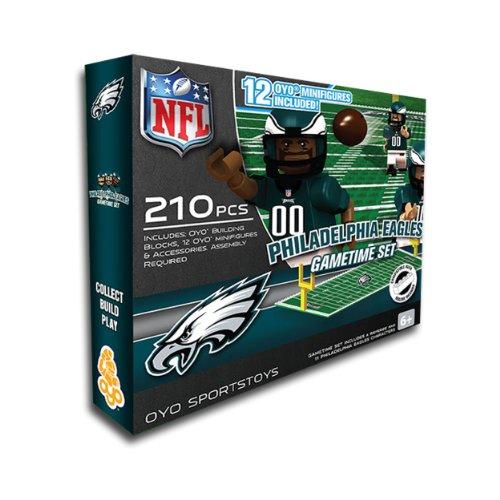 NFL Philadelphia Eagles Game Time Set by OYO