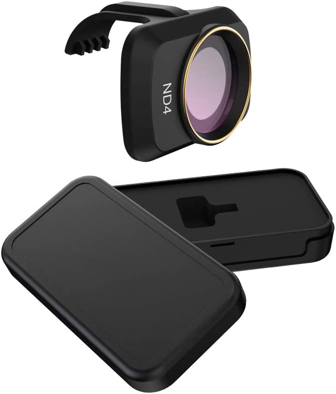 Fosheng CPL+ND8+ND16 Filters for DJI Mavic Mini Ultraviolet Protection Multi Coated Lens Ultra Slim Optical Glass
