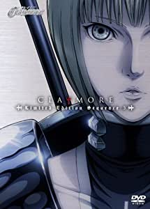 Vol. 5-Claymore Limited Edition Sequence
