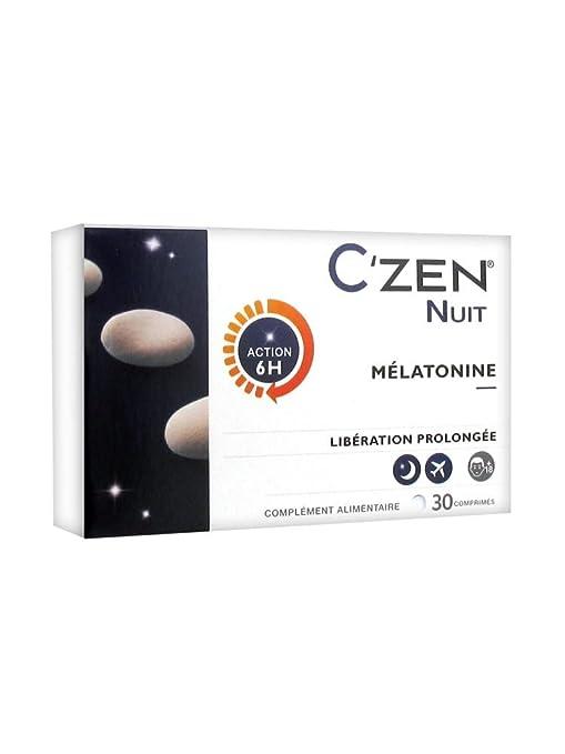 Bausch + Lomb C Zen Noche - 30comprimidos