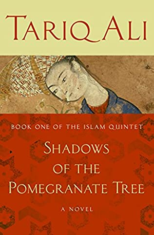 book cover of Shadows of the Pomegranate Tree