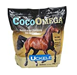 Uckele CocoOmega Granular Horse Supplement, 5 Pounds, Provides a Balanced Variety of Fatty Acids