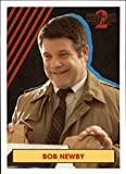 2019 Topps Stranger Things Season 2 Character Stickers #CS-13 Bob Newby One Netflix Series Collectible Sticker