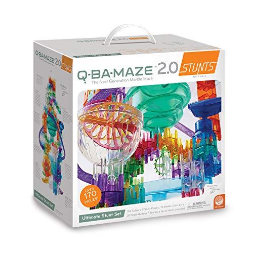 Q-BA-MAZE 2.0: Ultimate Stunt Set