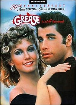 Grease 20th anniversary edition (Easy Piano)