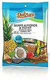 Dulzura Borincana Sesame Seeds with Honey & Almonds 6 oz [170 g]