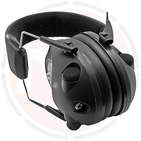 Elegantes protectores auditivos electrónicos para tiro ...