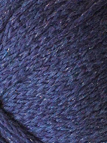 Moda Sera (Lana Grossa Alta Moda Sera #010 Merino Wool Metallic Sparkle Yarn 50 Gram)