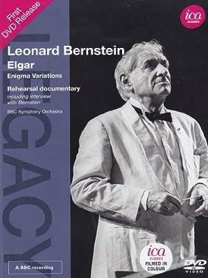 Elgar: Enigma Variations (Leonard Bernstein Legacy)