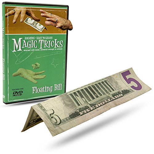Magic Makers Magic Tricks You Can Master: Floating Bill