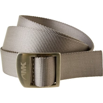 Mountain Khakis Webbing Belt - Khaki One Size - 44 in. waist