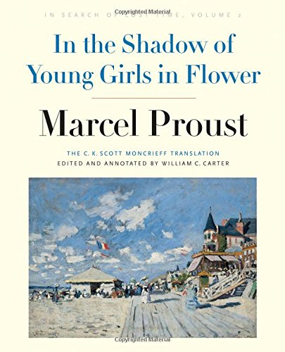 Book cover for In the Shadow of Young Girls in Flower