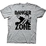 Ripple Junction Archer Danger Zone Adult T-shirt
