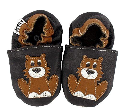 HOBEA HOBEADuck Family - Zapatos de Bebé Para BEBÉs, Unisex Löwe Leo