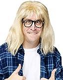 Morris Costumes Snl Garth Algar Wig/Glasses