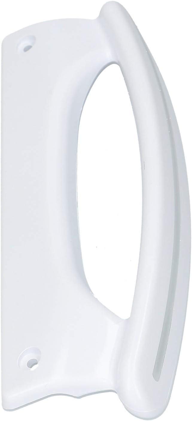Manija de la puerta blanca Refrigerador Congelador para Whirlpool ...