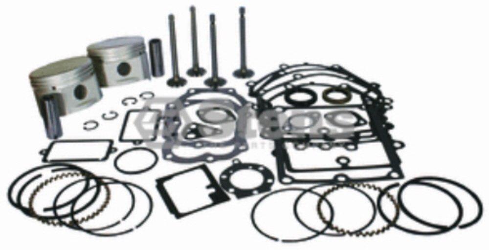 Briggs & Stratton 422707 422777 18 HP Standard Bore Engine Rebuild on