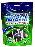 Twistix Dental Chews for Pets with Vanilla/Mint Flavor, Small, My Pet Supplies