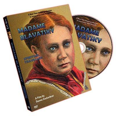 Price comparison product image Madame Blavatsky - Spiritual Traveller by Donna Zuckerbrot - DVD