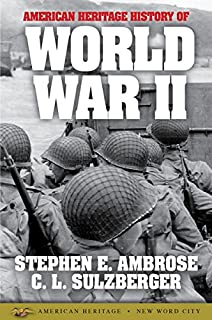 Book Cover: American Heritage History of World War II