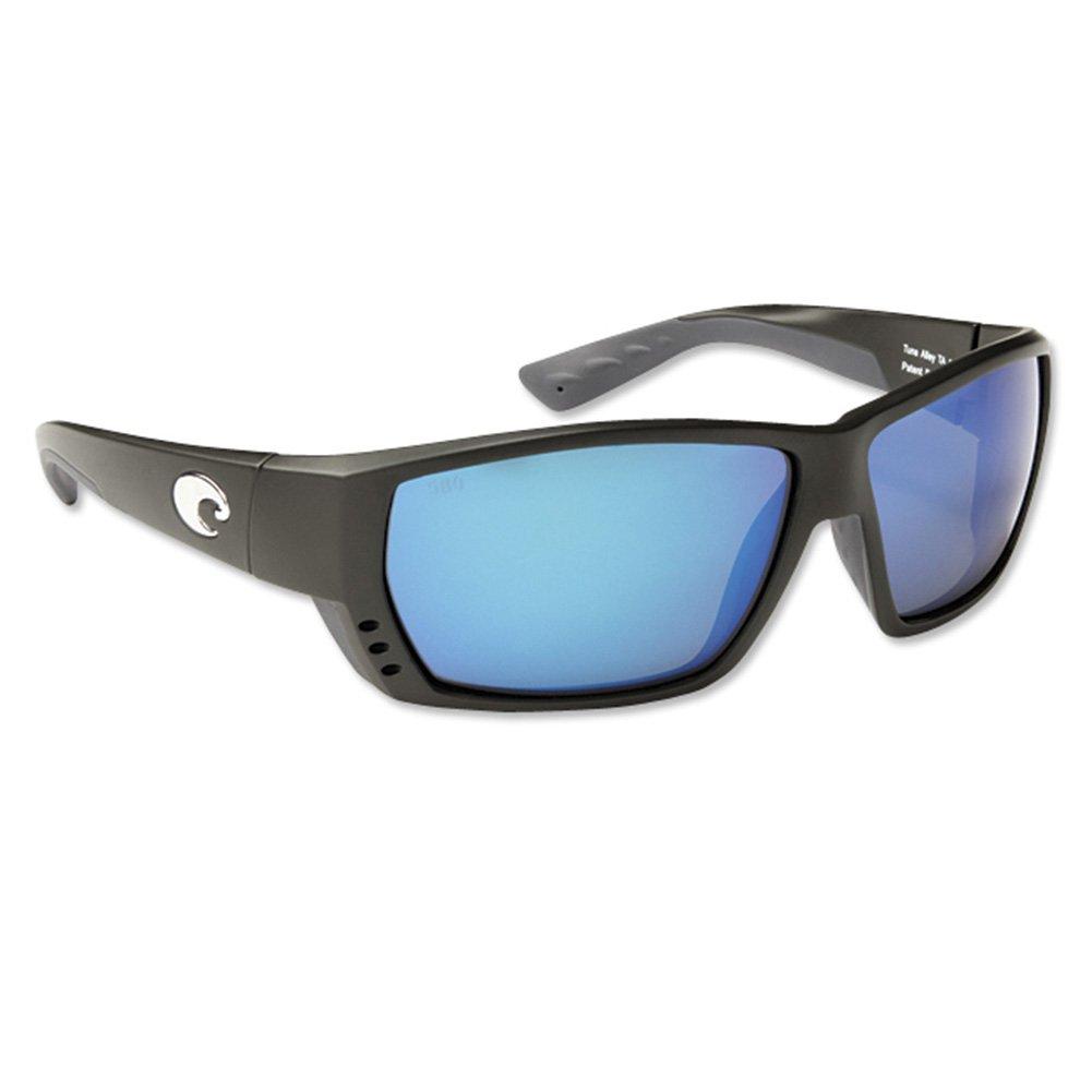 Costa Tuna Alley Sunglasses, Black by Costa Rican