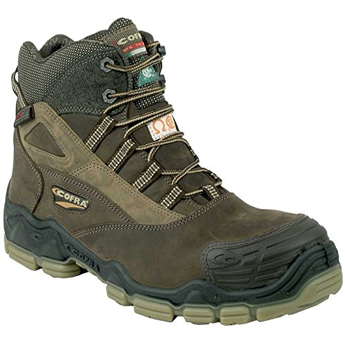 Cofra Safety CU0 Tan PR 5 20840 5 7 Boots Chase W07 EH Brown 00qfr