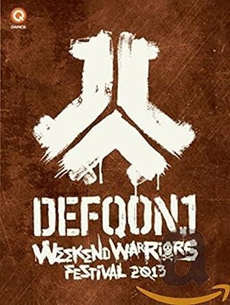 Amazon com: Defqon 1-Weekend Warriors Festival '13: Defqon 1