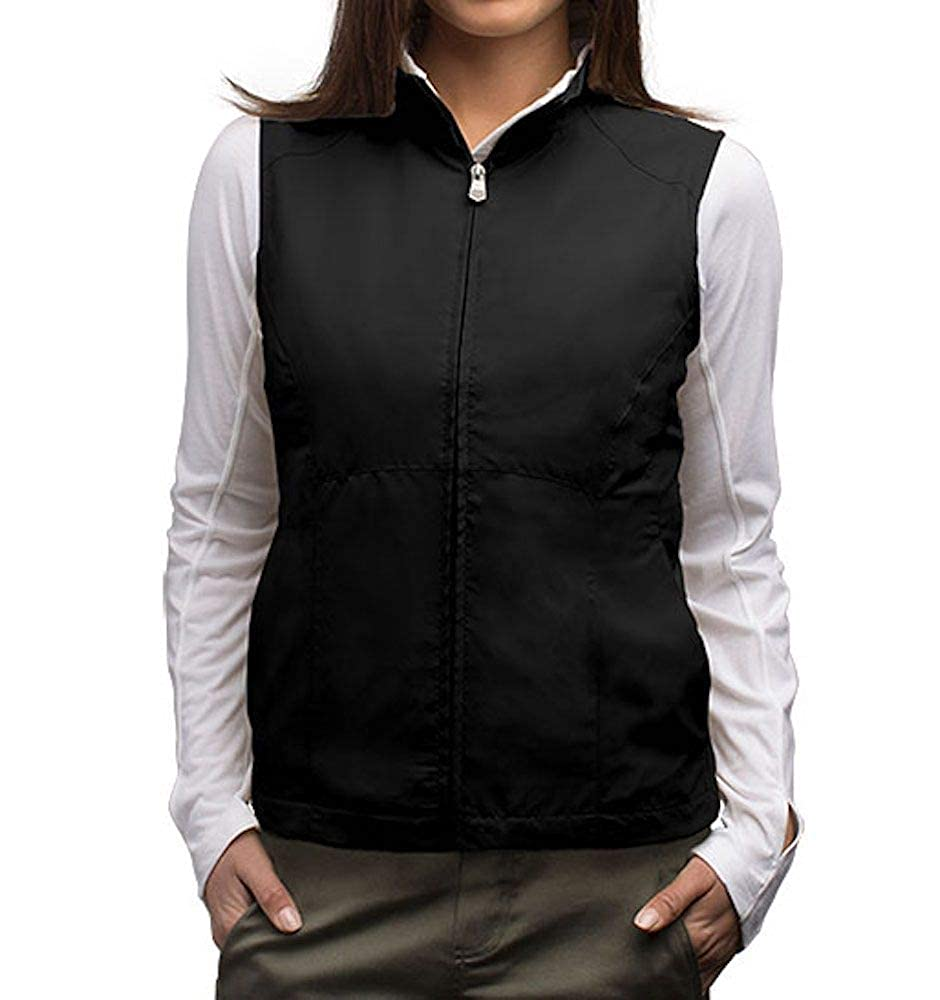 SCOTTeVEST RFID Travel Vests for Women with 18 Pockets - Utility Vest for Women