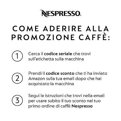 Nespresso Pixie EN125.S Macchina per caffè Espresso