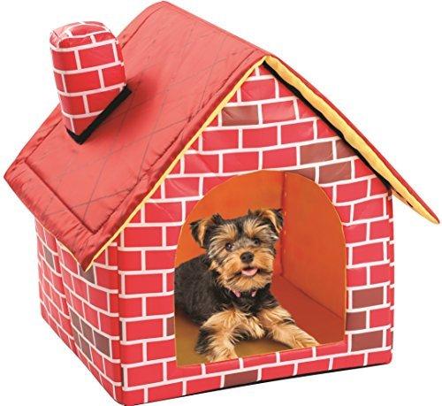 Etna Soft-Sided Brick Pet House & Mat