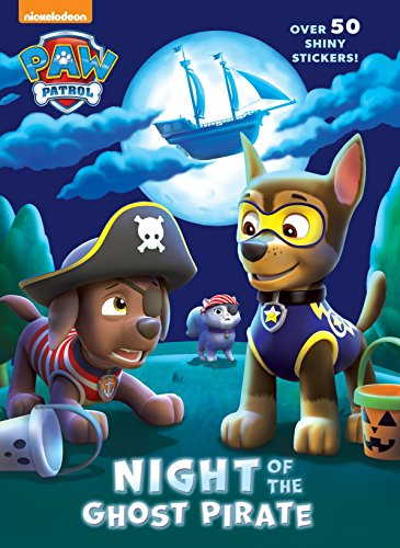 Night of the Ghost Pirate (Paw Patrol) for $<!--$3.76-->