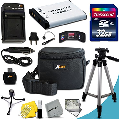 ultimate-20-piece-accessory-kit-for-nikon-coolpix-s3700-s2900-s6800-ss6500-s5300-s3600-32-s100-s3100