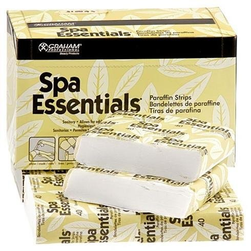 GRAHAM PROFESSIONAL PARAFFIN STRIPS SpaEssentials 3 5