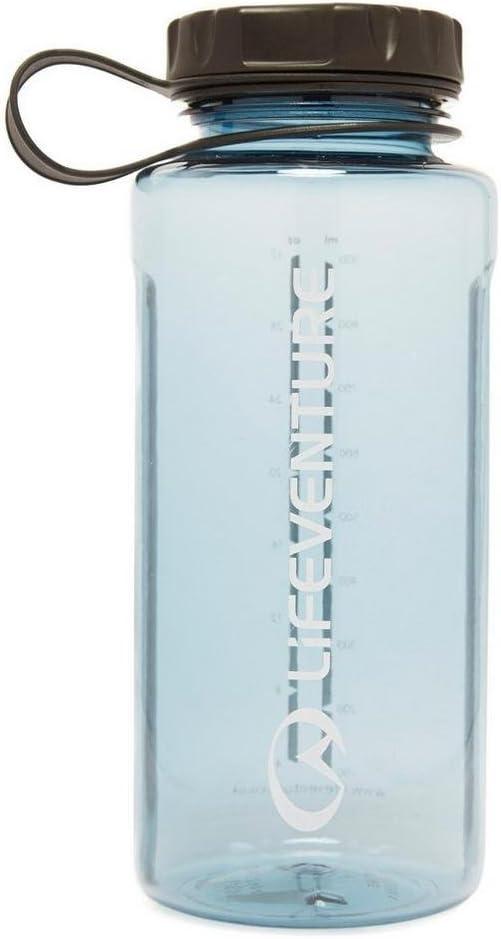 Lifeventure La Botella Tritan Frasco de 1L frascos de Las Botellas Tazas Azul