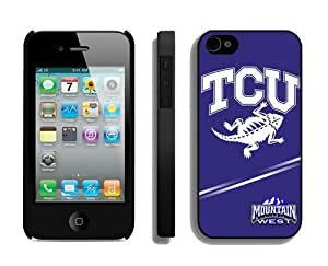 Diy Phone Protector Best Cases for Iphone 4s Designer Iphone 4 Cover Cell Phone Accessories TCU Horned Frogs 7