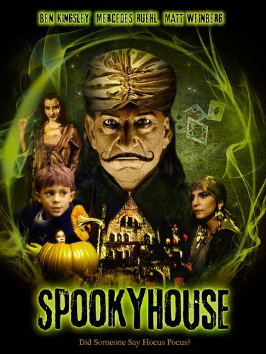 Spooky House -