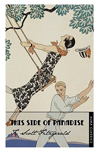 Book cover for This Side of Paradise