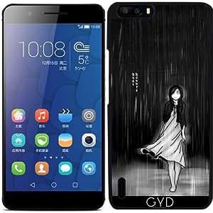 Funda para Huawei Honor 6 Plus - ... A medida que la lluvia cayó en mí by Rouble Rust