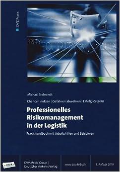 Book Professionelles Risikomanagement in der Logistik
