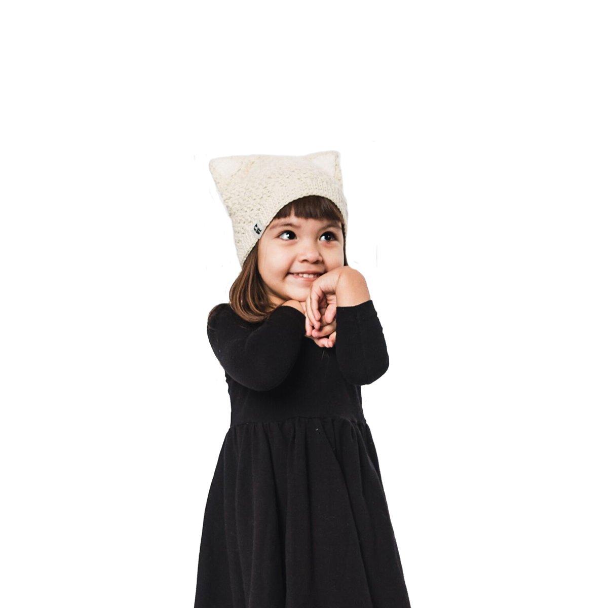 Krochet Kids Kitty Childrens Beanie Fair Trade Hat