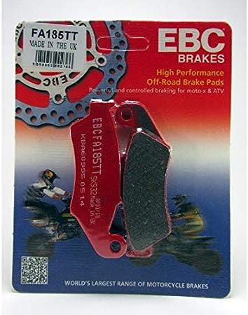 EBC FA185TT - Pastillas de Freno compatibles con Honda ...