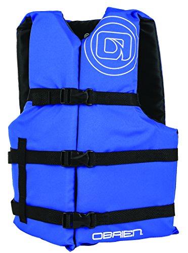 O'Brien Adult 4 Pack Life Vest, Blue