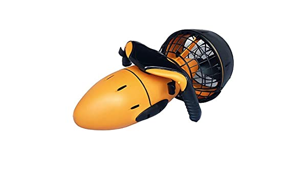 24V 6AH 300W Dual Speed Underwater Scuba Sea Scooter For Capture Stunning Videos