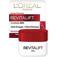 L'Oreal Paris Crema Antiarrugas de Dia Revitalift, 50 ml
